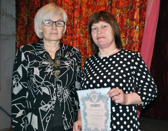 Елена Аргандейкина и Татьяна Антонова
